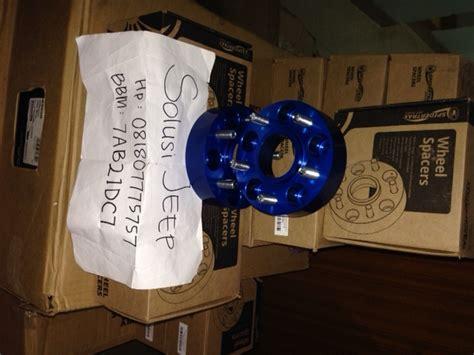 Adaptor Roda Jimny baru wts wheel spacers spidertrax adaptor roda jimny cj wrangler jk ori