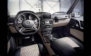 2016 mercedes g class interior 1 1680x1050