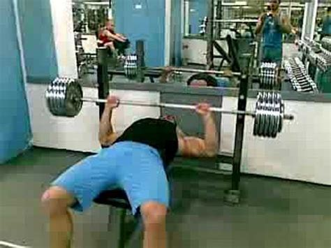 275 pound bench press fitness gym prishtina bench press youtube