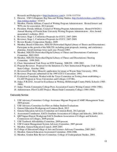 big data resume sle cv 1
