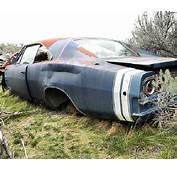 Instagram Of The Week Junkyard 1968 Dodge Charger  Mopar