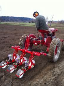 Jang Planter by Small Farm Equipment Review Part Ii The Jang Seeder