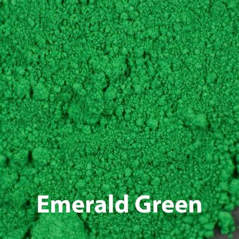 Emerald Green by Emerald Green Pigment