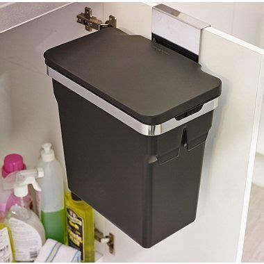 In Cupboard Bins - simplehuman 174 in cupboard bin from lakeland kitchen