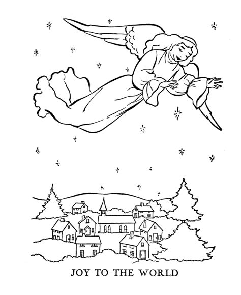 bible coloring pages joy religious christmas bible coloring pages joy to the