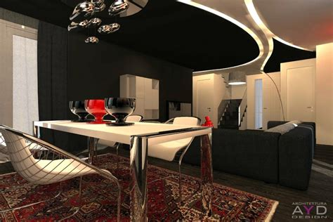 interni design studio progetto design soggiorno minimal idee ristrutturazione casa