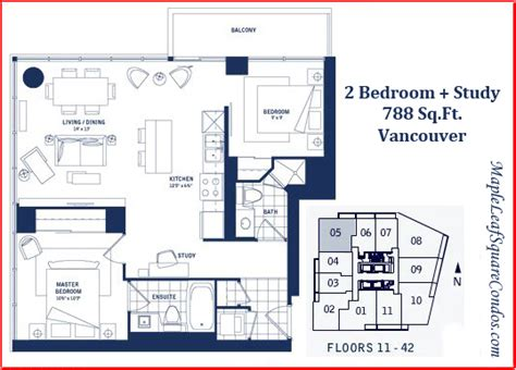maple leaf square floor plans listings