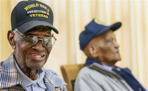 108 year veteran former pow honored in san