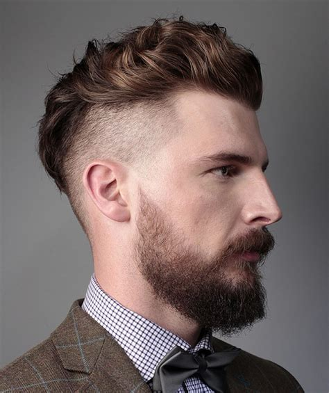 shaved mens look short hairstyle men s haircut shaved sides hairstyles hair photo com