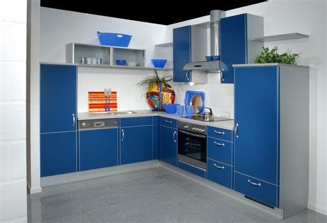 kitchen cabinet interior design interior design blue corner kitchen cabinet 3d