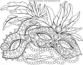 mardi gras coloring pages mardigrasmedium