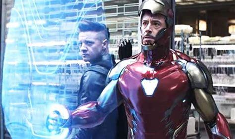 avengers endgame screenwriters reveal black widow