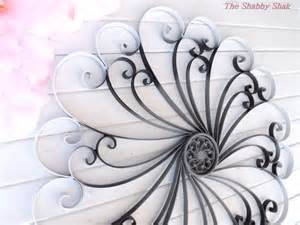 Large Wrought Iron Wall Decor by Unavailable Listing On Etsy