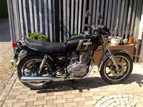 Motorrad Verkaufen Angemeldet by Yamaha Xs400 2a2 Zu Verkaufen Biete