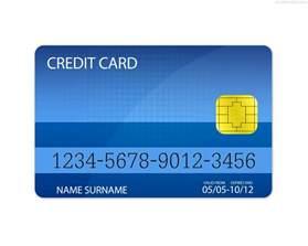 credit card template photosinbox