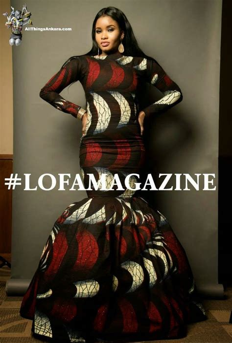 Dress Lofa all things ankara award shows liberian entertainment