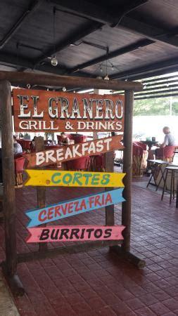 granero grill el granero grill drinks cancun restaurantanmeldelser