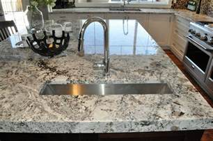 piracema white granite kitchen traditional with lever handles
