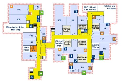 Day Care Centre Floor Plans by Plans For Worthing Hospital Worthing