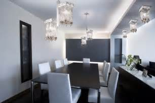 Interior Lighting For Homes pretty in this modern dining room with cove lighting near the ceiling