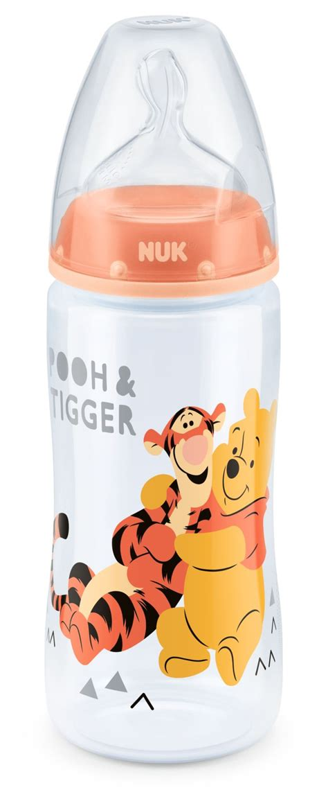 nuk choice plus disney winnie the pooh baby bottle