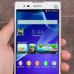 Hp Sony Android C3 android lollipop updates for sony xperia c3 and t2 ultra