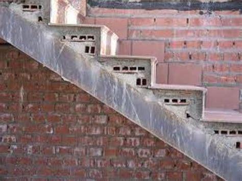 como hacer una escalera de canas hacer escaleras de obra materiales de construcci 243 n para