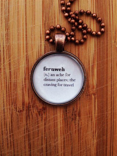 pendant light definition traveler necklace word definition pendant fernweh