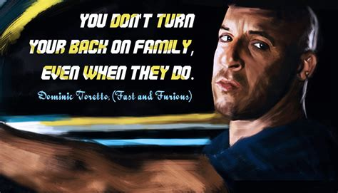 fast and furious quotes about family best quotable lines from the fast and the furious movie