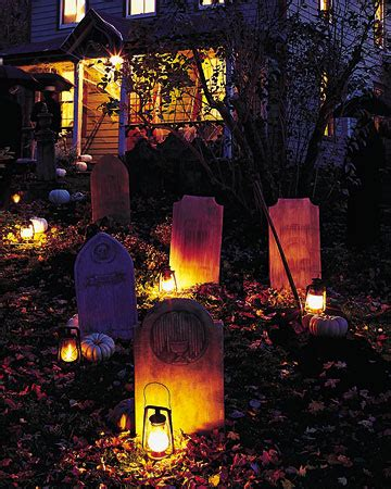halloween decorations home 7 ways to quot graveyard quot your home for halloween