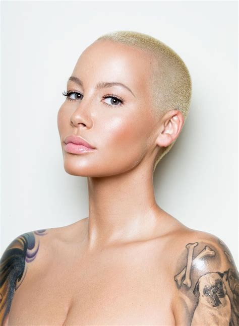 Best 20  Amber rose hair ideas on Pinterest   Amber rose