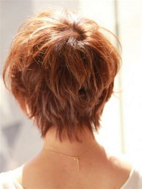 pictures of back pixie hairstyles back of a pixie haircut