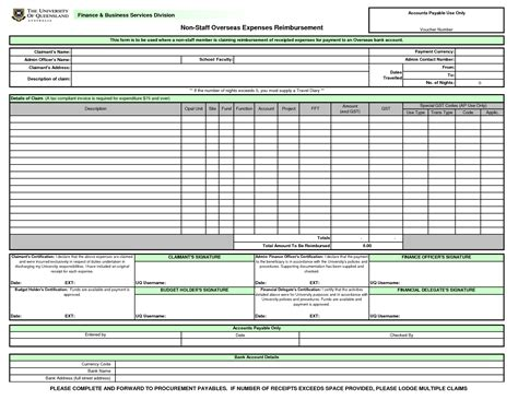 account payable template accounts payable template excel