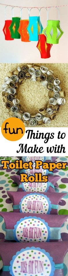 Things To Make With Toilet Paper Rolls - 51 toilet paper roll crafts 25 walmart gift card giveaway