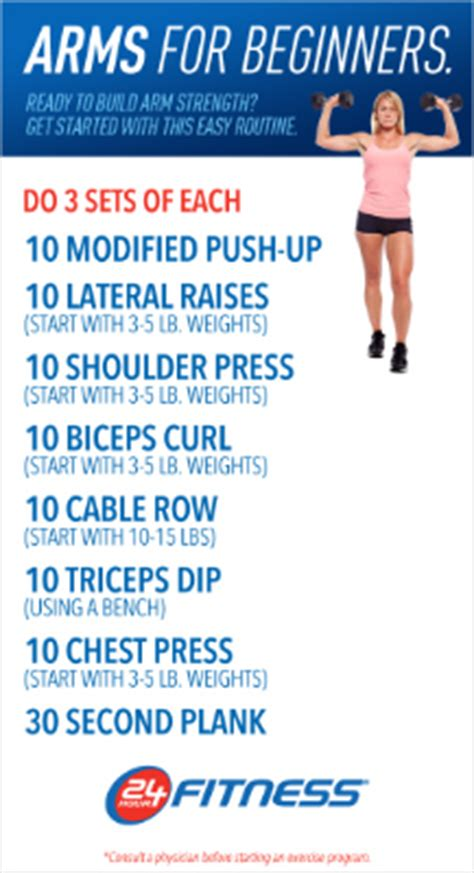 amazing arm workouts for any fitness level
