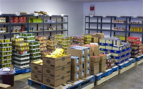 Call Food Pantry by Donations Demand Up At Largest Food Pantry In Mercer