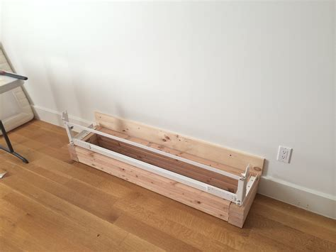 homemade murphy bed hardware to ensure that the bed can fit over the sofa you ll want
