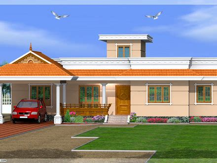 Modern House Plans 1000 Sq Ft Small House Plans One Floor 1 Story House Plans Kerala