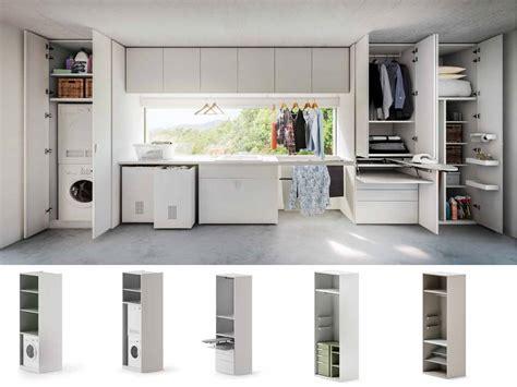 lavanderia mobili mobile lavanderia stireria anche su misura