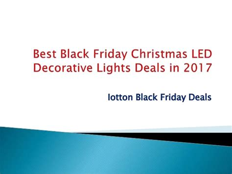 black friday christmas lights deals 2017 mouthtoears com