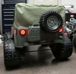 modified power wheels jeep power wheels tops