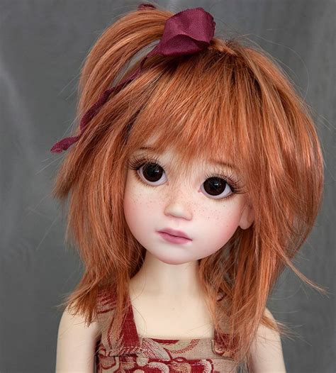 jointed doll wig tutorial 70 best images about jointed dolls on