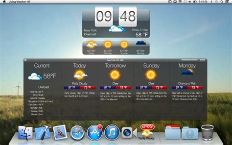 weather wallpaper for mac live weather desktop wallpaper for mac desktop wallpaper