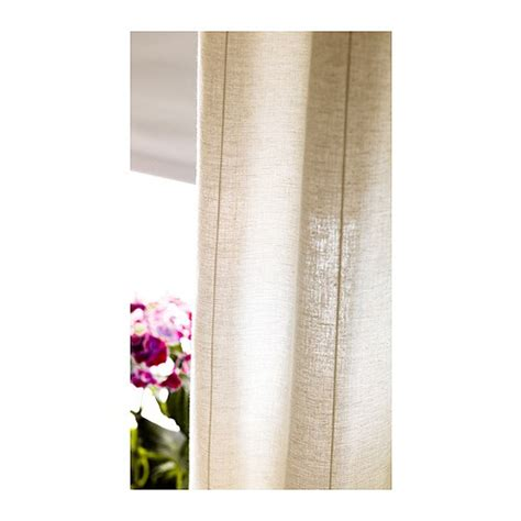 Lenda Curtains Ideas Ikea Lenda Curtains Ideas Lenda Curtains With Tie Backs 1 Pair Light Beige 140x250 Cm Ikea