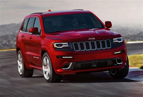2014 Grand Jeep 2014 Jeep Grand Srt Top Auto Magazine