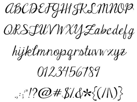 good tattoo fonts fonts cursive yoe