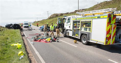fishing boat accident scotland victim of a90 crash near peterhead is named press and