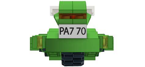Cabinet Rack Toa ldd moc triclotron lego digital designer and other