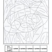 Coloriages Magiques Cp La Classe De Luccia Coloriage Magique Jours De La Semaine L