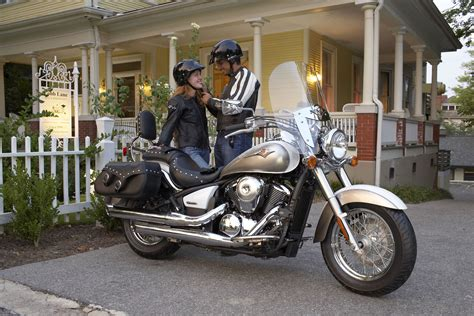 comfortable motorcycles 2008 kawasaki vulcan 900 classic lt